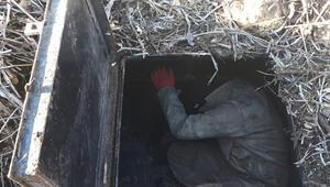 Diyarbakırda terör operasyonunda 2 ton 379 kilo esrar ele geçirildi