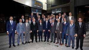 STSO Başkanlar Kurulu toplantısı yapıldı