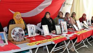 HDP önündeki eylemde 143üncü gün; aile sayısı 75 oldu