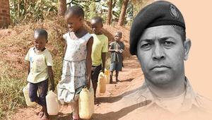 Şehit Ömer Halisdemir'den Uganda'ya su
