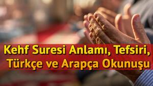 Kehf Suresi Oku - Kehf Suresi Anlamı, Tefsiri, Türkçe ve Arapça Okunuşu (Diyanet Meali)