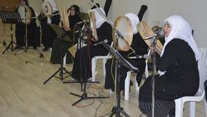 Siverek'te kadınlara yönelik ilahi konseri düzenlendi