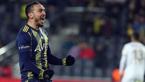 Mevlüt Erdinçten Fenerbahçe itirafı: İnanılmaz bir şey...