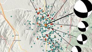 AFAD açıkladı: 318 artçı deprem meydana geldi