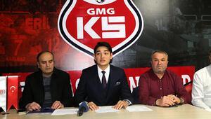 21 yaşında kulüp başkanı seçildi