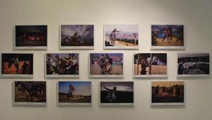 4. Etnospor Kültür Festivali Fotoğraf Yarışması sergisi açıldı