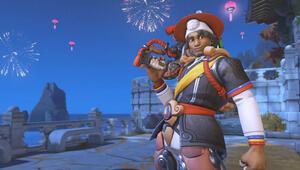 Blizzardın popüler oyunu Overwatch bünyesinde Fare Yılı başladı