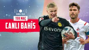 Erling Haalandı Misli.comda CANLI İZLE Dortmundun iddaada galibiyetine...