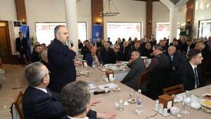 Karacabey ve Mustafakemalpaşaya yatırım müjdesi