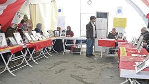 HDP önündeki eylemde 144üncü gün