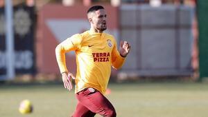 Galatasarayda Florin Andone adaptasyon çalışması yaptı