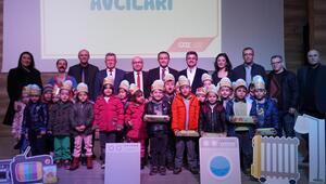 Enerji avcıları 25 bin çocuğa ulaştı