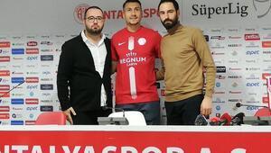 Son dakika transfer haberleri | Adis Jahovic resmen Antalyasporda