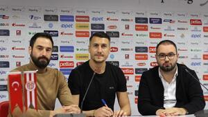 Antalyasporda Jahovic imzaladı