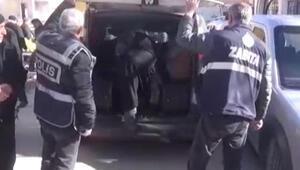 Elazığda dilenci operasyonu: 23ü yakalandı işlem yapıldı