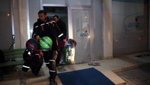 Deprem, Sivas ve Tokatta da hissedildi, AFAD ekipleri Elazığa gönderildi