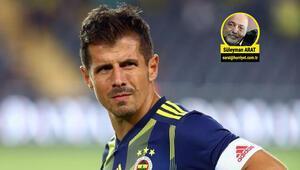 Emre Belözoğlundan Başakşehir yanıtı: Ben Fenerbahçeliyim