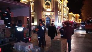 İBB arama kurtarma ekipleri Elazığa gidiyor