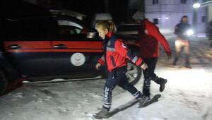 Boludan Elazığa arama- kurtarma ekibi gönderildi