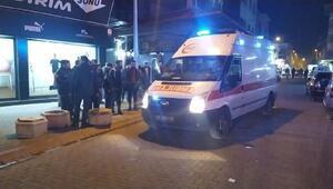 Borç kavgasında bıçaklanan kişi ağır yaralandı
