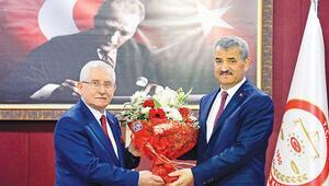 YSK'ya yeni başkan