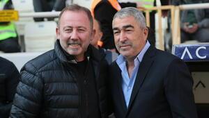 Beşiktaşta herkes Sergen Yalçını bekliyor ama... Samet Aybaba sürprizi