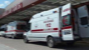 Deprem sırasında kalp krizinden hayatını kaybetti