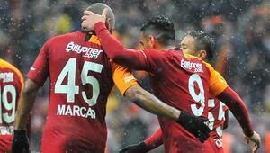 Galatasarayda 3 futbolcu, Konyaspor maçında yok