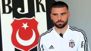 Beşiktaşta Rebocho yine kadroda yok
