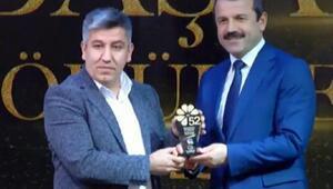 DHA Muhabiri Nedim Kovana, Yılın Haberi ödülü