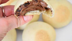 Dışı çıtır çıtır kurabiye, içi yumuşacık enfes çikolata…