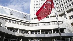 Dışişleri Bakanlığı Sözcüsü Aksoydan Mescid-i Aksaya giriş yasağı tepkisi