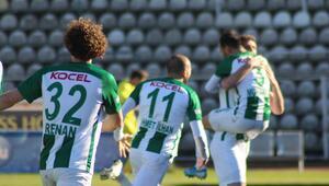 Giresunspor: 2 - Cesar Grup Ümraniyespor: 1