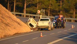 Kahramanmaraşta midibüs ile kamyonet çarpıştı: 26 yaralı