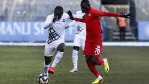 Osmanlıspor 0-0 Keçiörengücü