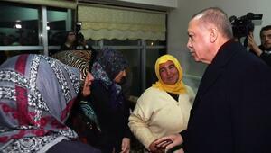Son dakika: Cumhurbaşkanı Erdoğan deprem bölgesinde: Adımlarımızı süratle atacağız