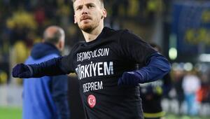 Fenerbahçeden deprem mesajı: Geçmiş olsun Türkiyem
