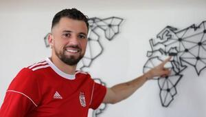 Sivassporlu Claudemir: Lider olmak büyük bir başarı