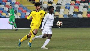Altay 1-0 İstanbulspor