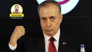 İşte Galatasaray Başkanı Mustafa Cengizin Terimin adını anmama sebebi