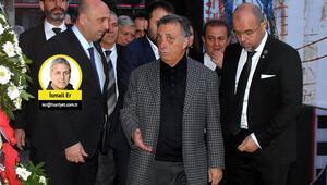 Beşiktaş Başkanı Ahmet Nur Çebi: Avcı da kalmaya istekli değildi