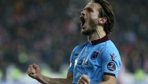 Son dakika Trabzonspor transfer haberleri |Abdülkadir Parmak yönetimden Alevesin teklifinin kabul edilmesini istedi