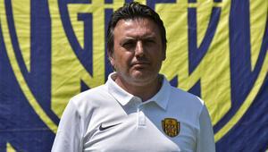 MKE Ankaragücü Teknik Sorumlusu Aykan Atik: Karakterli futbolcu topluluğuna sahibiz
