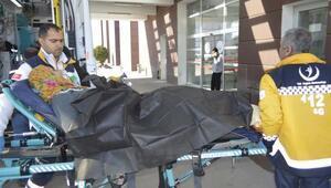 Adıyamanda sobadan zehirlenen 4 kişi, hastaneye kaldırıldı