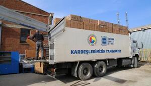 Eskişehir Sanayi Odası üyelerinden Elazığ'a destek