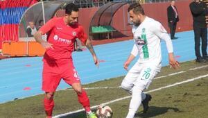 Zonguldak Kömürspor – Kırklarelispor : 1-0