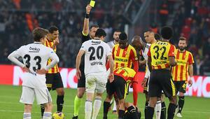 Son Dakika | Beşiktaştan maç sonu kural hatası açıklaması