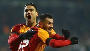Konyaspor-Galatasaray maçından en özel kareler