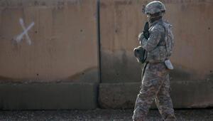 ABD Bağdat Büyükelçiliği yakınlarına 5 füze düştü