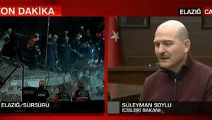 Son dakika haberi: Bakan Soylu canlı yayında açıkladı Ortak deprem hattı geliyor